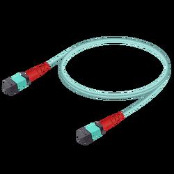 Samm Teknoloji - MTP Elite Male-Male Patch Cord | Base-24 | Single Mode G651.OM3 | 3.0mm