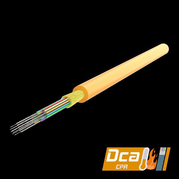 Samm Teknoloji - Multi-Fiber Distribution Cable 3.0mm   I-(ZN)H 1x24   CPR: Dca   1000 meters (1)