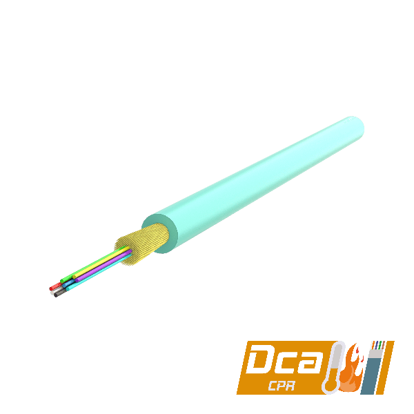 Multi-Fiber Distribution Cable 3.0mm | I-(ZN)H 1x8 | 1000 meters
