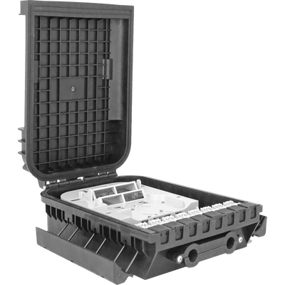 Samm Teknoloji - Outdoor Termination Box   1 Tray 16 Fibers 16 Ports 16 PLC   305216