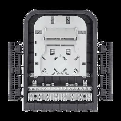 Samm Teknoloji - Outdoor Termination Box   1 Tray 16 Fibers 16 Ports 16 PLC   305216 (1)