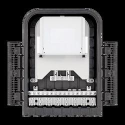 Samm Teknoloji - Outdoor Termination Box   1 Tray 24 Fibers 16 Ports 16 LGX   305216 (1)