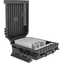 Samm Teknoloji - Outdoor Termination Box   6 Trays 144 Fibers 16 Ports   305216