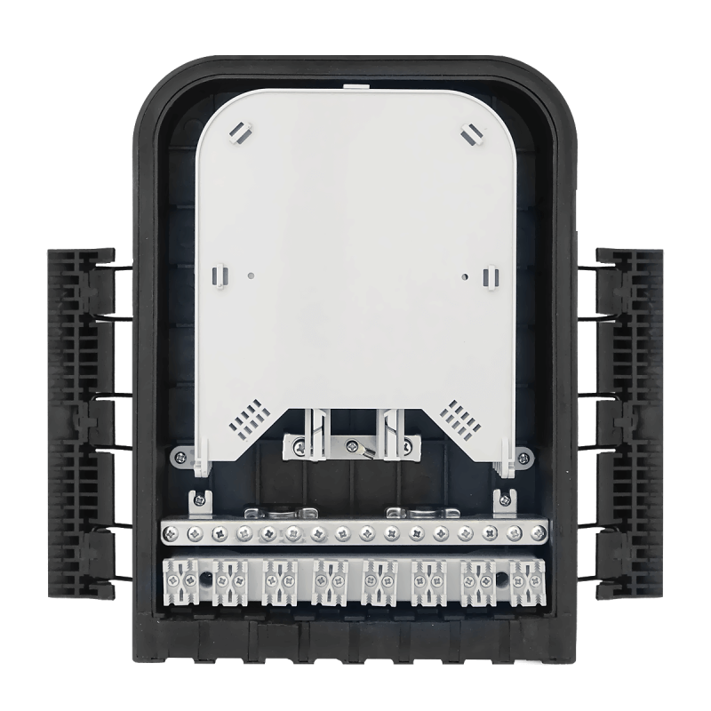 Samm Teknoloji - Outdoor Termination Box | 6 Trays 144 Fibers 16 Ports | 305216 (1)