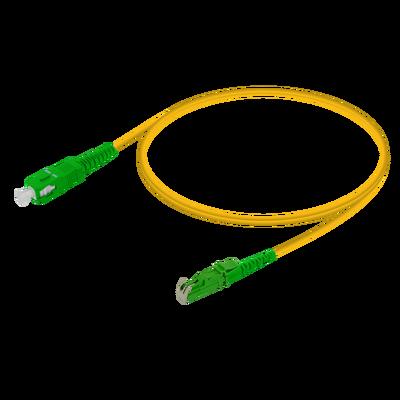 SC/APC-LSH/APC | Single Mode G657.A2 Simplex Patch Cord | 2.0mm