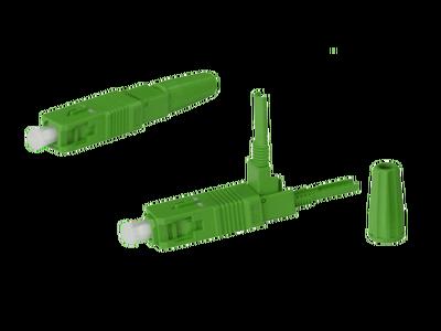- SC-APC Field Connector