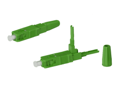 - SC-APC Saha Tipi Konnektör