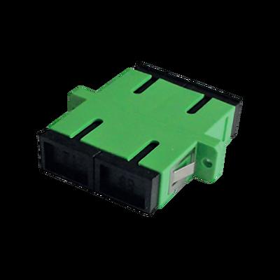 - SC Duplex Adapter | w/ Flange (1)