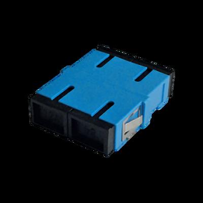 - SC Duplex Adapter | w/o Flange