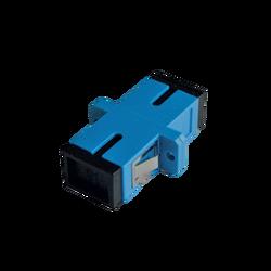 - SC Simplex Adapter | w/ Flange