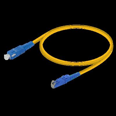 Samm Teknoloji - SC/UPC-LSH/UPC   Single Mode G657.A2 Simplex Patch Cord   2.0mm