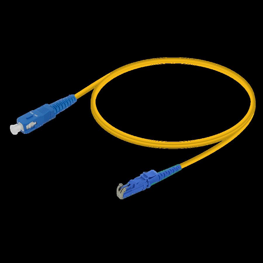 Samm Teknoloji - SC/UPC-LSH/UPC | Single Mode G657.A2 Simplex Patch Cord | 2.0mm