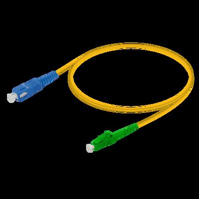 Samm Teknoloji - SC/UPC-LC/APC   Single Mode G657.A2 Simplex Patch Cord   2.0mm