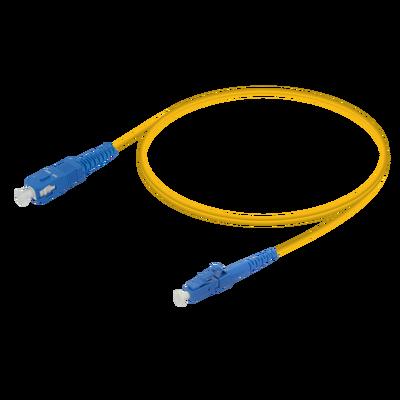 Samm Teknoloji - SC/UPC-LC/UPC   Single Mode G657.A2 Simplex Patch Cord   2.0mm