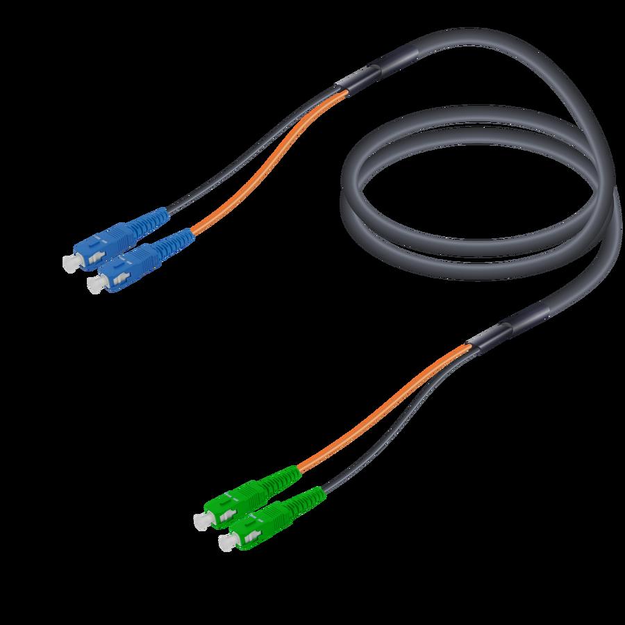 Samm Teknoloji - SC/UPC-SC/APC   Single Mode G657.A2 Universal Breakout   7.0x2.0mm