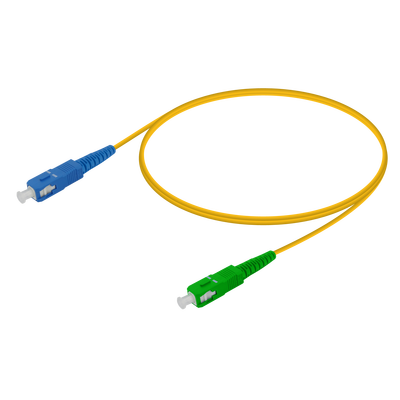 SC/UPC-SC/APC | Single Mode G657.A2 Simplex Patch Cord | 2.0mm
