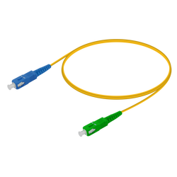 Samm Teknoloji - SC/UPC-SC/APC | Single Mode G657.A2 Simplex Patch Cord | 2.0mm