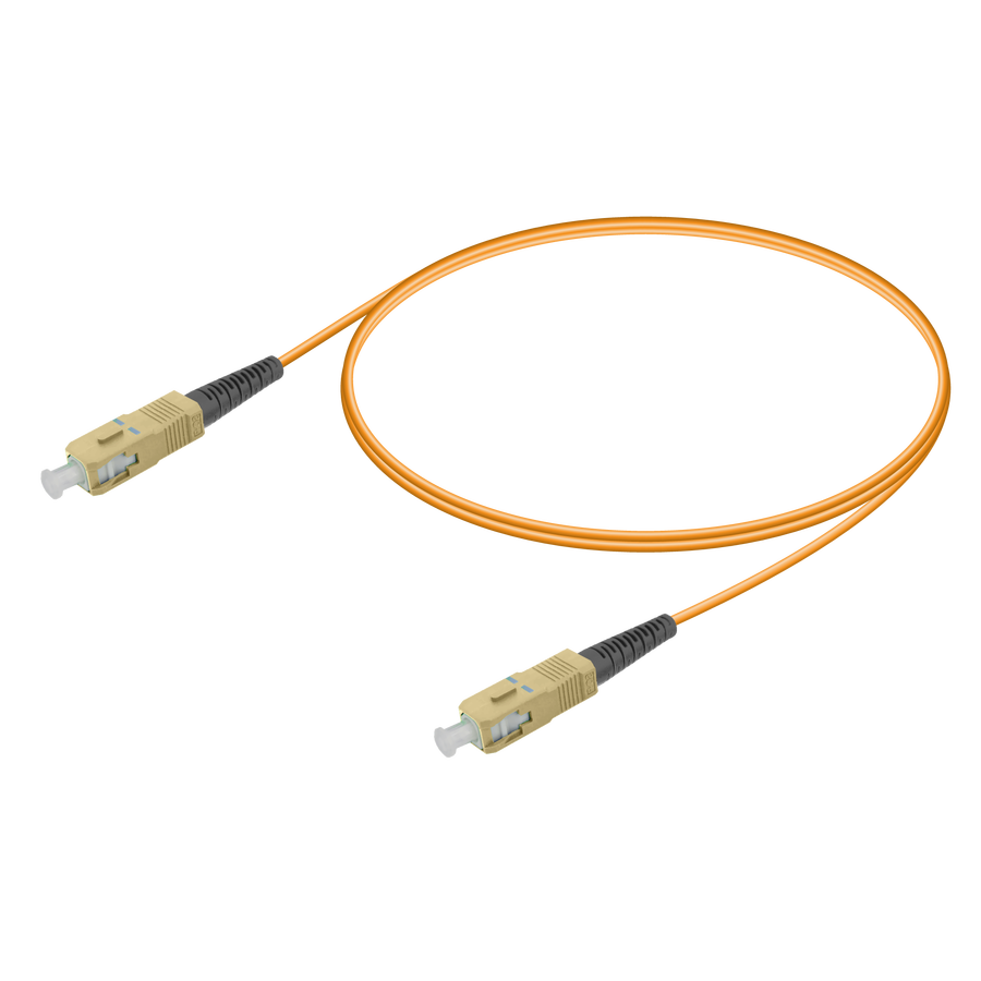 SC/UPC-SC/UPC | Multi Mode G651.OM2 Simplex Patch Cord | 2.0mm
