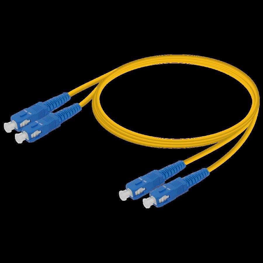 Samm Teknoloji - SC/UPC-SC/UPC | Single Mode G657.A2 Duplex Patch Cord | 2.0x4.1mm
