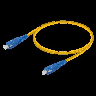 Samm Teknoloji - SC/UPC-SC/UPC   Single Mode G657.A2 Simplex Patch Cord   2.0mm