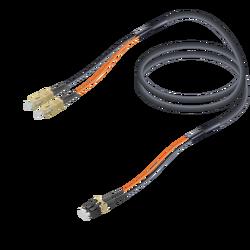Samm Teknoloji - SC/UPC-LC/UPC | Multi Mode G651.OM2 Universal Breakout | 7.0x2.0mm