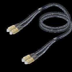 Samm Teknoloji - SC/UPC-SC/UPC | Multi Mode G651.OM2 Universal Breakout | 4.8x2.0mm