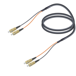 Samm Teknoloji - SC/UPC-SC/UPC | Multi Mode G651.OM2 Universal Breakout | 7.0x2.0mm