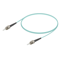 Samm Teknoloji - ST/UPC-ST/UPC | Multi Mode G651.OM3 Simplex Patch Cord | 2.0mm