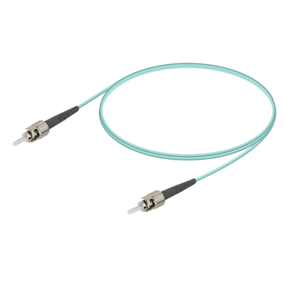 Samm Teknoloji - ST/UPC-ST/UPC | Multi Mode G651.OM3 Simplex Patch Cord | 2.0mm