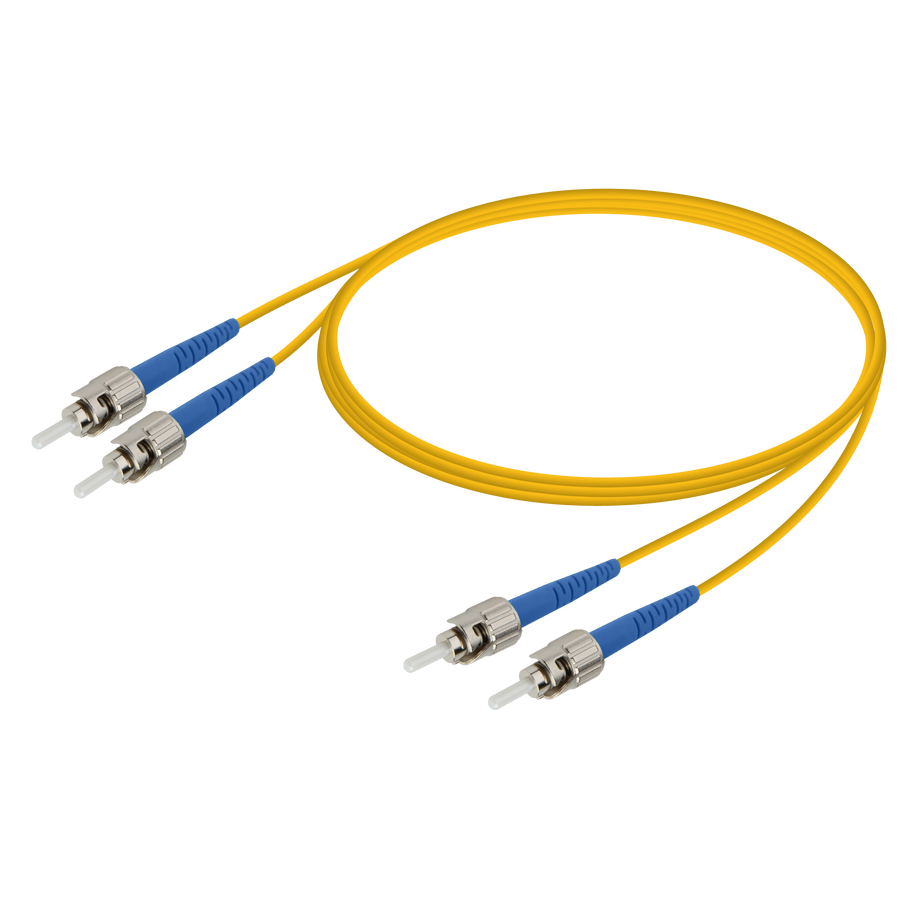 Samm Teknoloji - ST/UPC-ST/UPC | Single Mode G657.A2 Duplex Patch Cord | 2.0x4.1mm