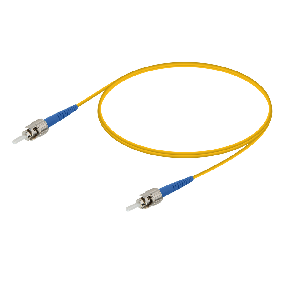 ST/UPC-ST/UPC | Single Mode G657.A2 Simplex Patch Cord | 2.0mm