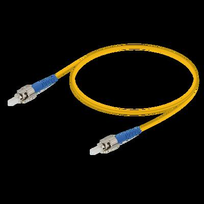 Samm Teknoloji - ST/UPC-ST/UPC   Single Mode G657.A2 Simplex Patch Cord   2.0mm
