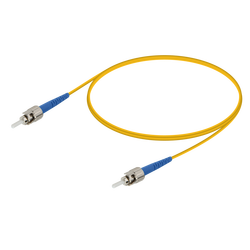 Samm Teknoloji - ST/UPC-ST/UPC | Single Mode G657.A2 Simplex Patch Cord | 2.0mm