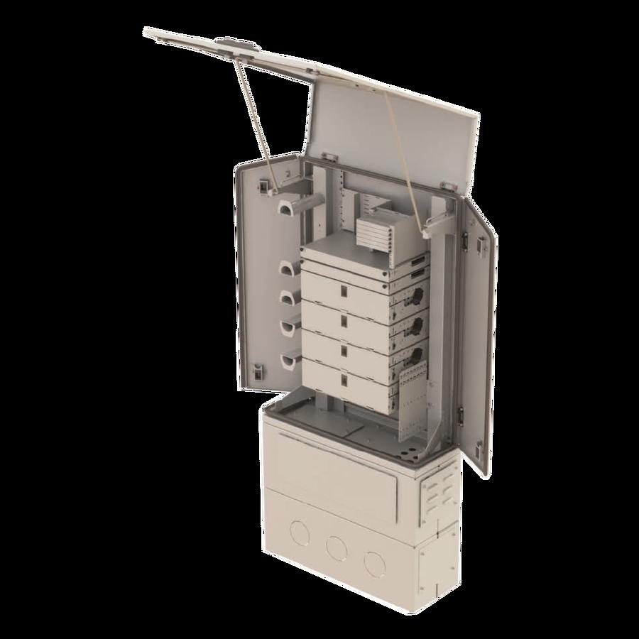 Street Type Fiber Optic Cabinet   FDF-ODC-1