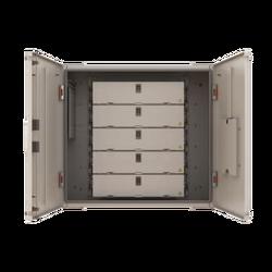 Samm Teknoloji - Wall Mounted Fiber Optic Cabinet | FDF-WM-XX (1)